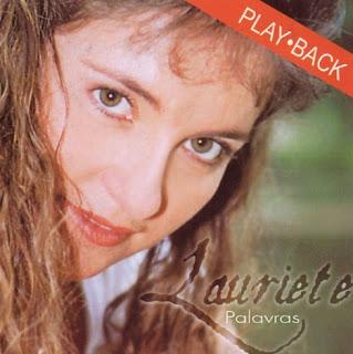 Lauriete - Palavras - Playback 1999