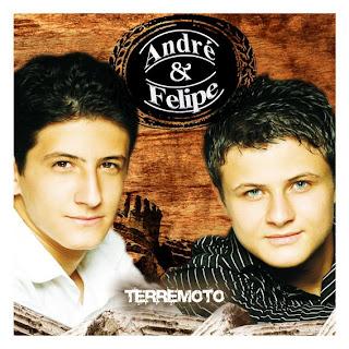 Andr� e Felipe - Terremoto - Playback