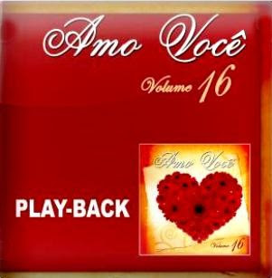 Amo Voc� - Cole��o Amo Voc� Vol. 16 (Playback)