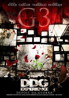 OFICINA G3 - DDG EXPERIENCE (2010) [ÁUDIO DVD]