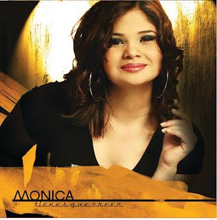 Monica - Tienes Que Creer (2010)