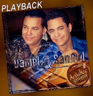 Daniel e Samuel - Ac�stico (Playback)