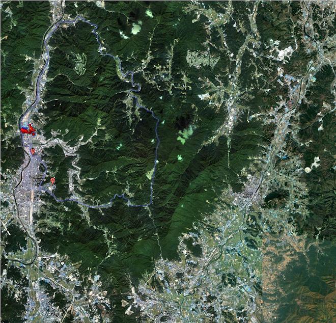 Actual Route- 50KM