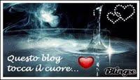 """Premio """"Questo blog tocca il cuore"""""""