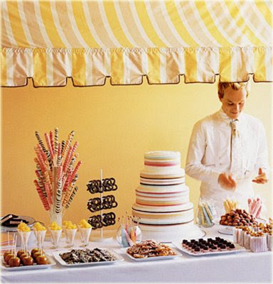 diy candy buffet ideas