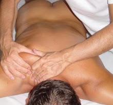 Massagem terapêutica e depilação masculina