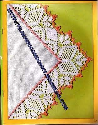 Puntos y sus graficos puntillas - Almazuelas patrones gratis ...
