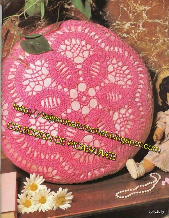 Tejidos Al Crochet De Ganchillo