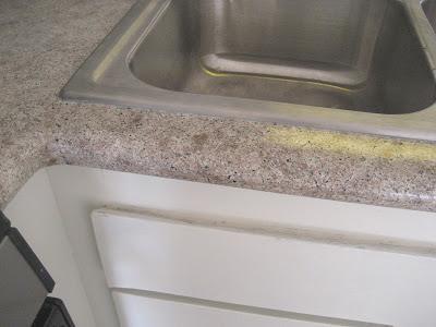 ... Stone Countertop Repair Blog: Granite Countertop Repair. Rose Granite
