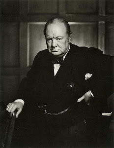 A word from Mr. Churchill