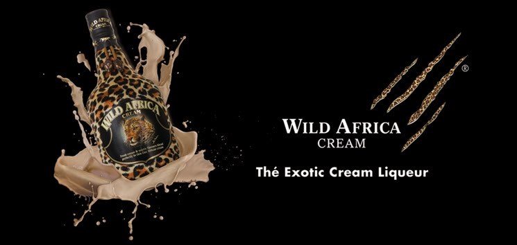 Wild Africa Cream - Thé Exotic Cream Liqueur