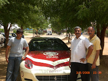 Ferrari on Incredible India Tour 08