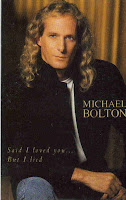 "Top 100 Songs 1994 ""Said I Loved You But I Lied"" Michael Bolton"