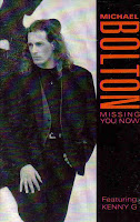 """Top 100 Songs 1992 """"Missing You Now"""" Michael Bolton"""