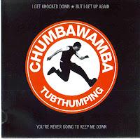 "90's Music ""Tubthumping"" Chumbawumba"