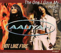 90's Hits Aaliyah - The One I Gave My Heart To