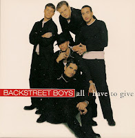 """All I Have To Give"" Backstreet Boys"