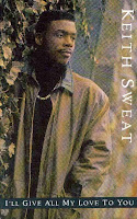 """Top 100 Songs 1991 """"I'll Give All My Love To You"""" Keith Sweat"""