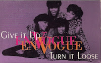 "90's Music ""Give It Up, Turn It Loose"" EnVogue"