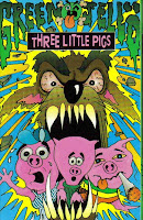 "Top 100 Songs 1993 ""Three Little Pigs"" Green Jelly"
