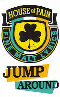 "90's Songs ""Jump Around"" House Of Pain"