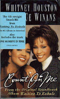 "90's Songs ""Count On Me"" Whitney Houston with CeCe Winans"