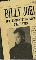 "Top 100 Songs 1990 ""We Didn't Start The Fire"" Billy Joel"