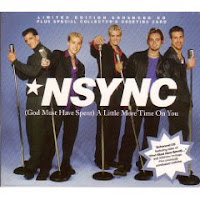 "Top 100 Songs 1999 ""(God Must Have Spent) A Little More Time On You)"" *NSYNC"