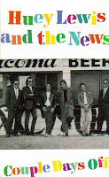 "90's Songs ""Couple Days Off"" Huey Lewis & The News"