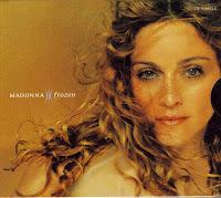 """""""Frozen"""" Madonna"""
