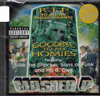 """Goodbye To My Homies"" Master P featuring Silkk The Shocker, Mo B. Dick & Sons Of Funk"