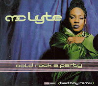 """Cold Rock A Party"" MC Lyte with Puff Daddy  & Missy Elliot"