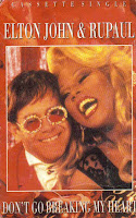 """Don't Go Breaking My Heart"" Elton John & RuPaul"