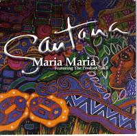 """Maria Maria"" Santana featuring The Product G&B"