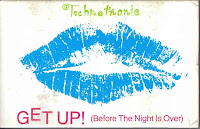 """Get Up (Before The Night Is Over)"" Technotronic"