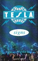 """Signs"" Tesla"