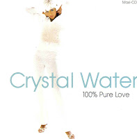 """100% Pure Love"" Crystal Waters"
