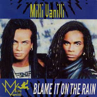 "Top 100 Songs 1990 ""Blame It On The Rain"" Milli Vanilli"