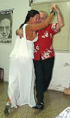 Un tango con Margarita
