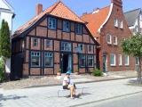Old houses in Lubeck