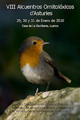 VIII Alcuentros Ornitolóxicos d'Asturies