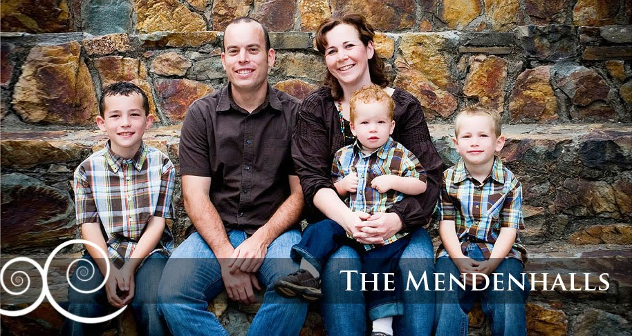 The Mendenhall Family