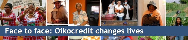Face to face: Oikocredit changes lives