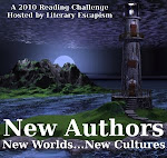 New Author Challenge - 50