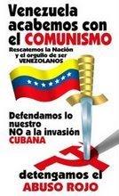 Venezuela precisa derrubar o comunismo!
