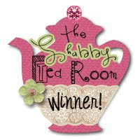 Shabby Tea Room Winner