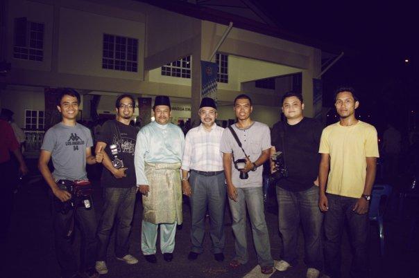 'rumah terbuka umno 2009' shah alam