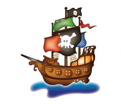 Mme nathalie les p 39 tits singes juin 2010 - Image bateau pirate ...