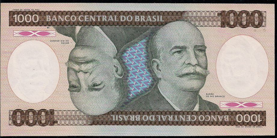 Brazil Paper Money http://dani2collection.blogspot.com/2011/01/brazil-p201c.html