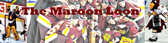 The Maroon Loon